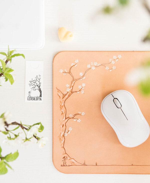 Mousepad Sakura Blümchen